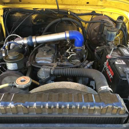 1977 Toyota Land Cruiser Turbo Diesel