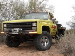 Arizona 4x4 Off Road Recovery LLC