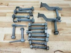 Jeep Wrangler Stock Bolts