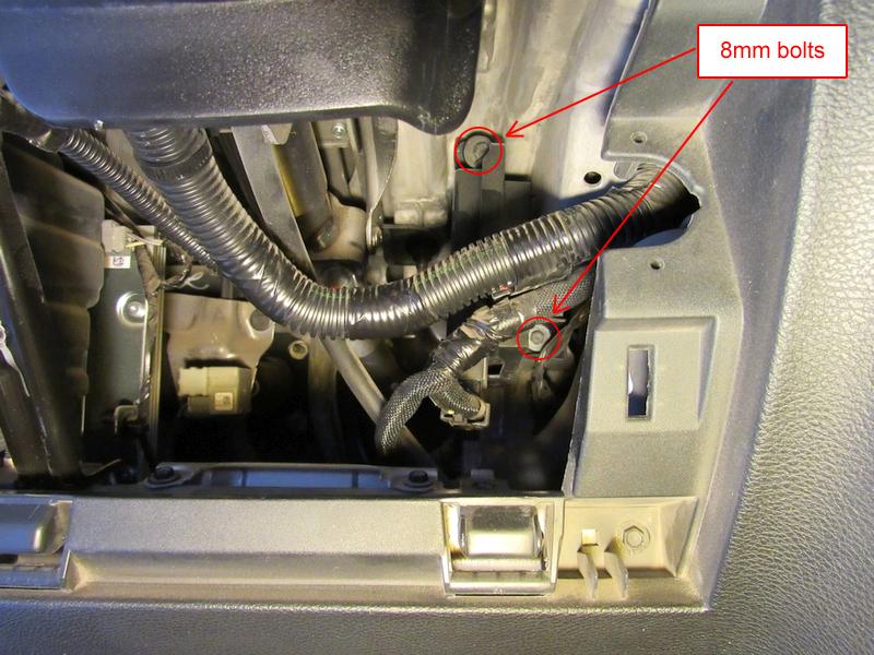 Jeep JK A/C Blend Door Actuator Replacement