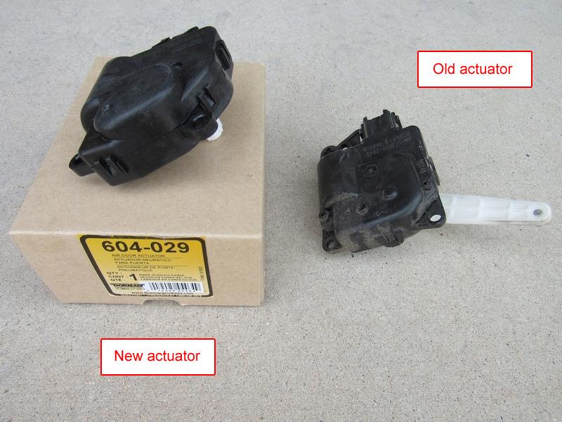 Jeep JK A/C Blend Door Actuator Replacement | AZoffroading com