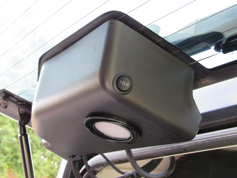 Jeep JK Cargo Area Light