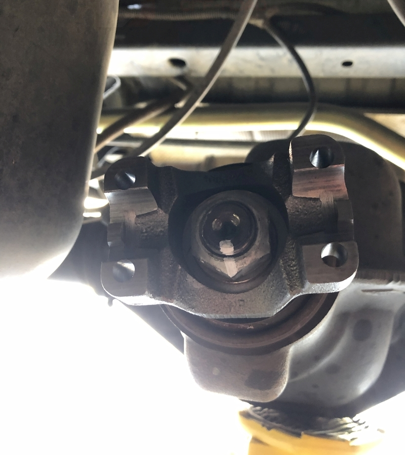 Jeep JK Front and Rear Driveshaft