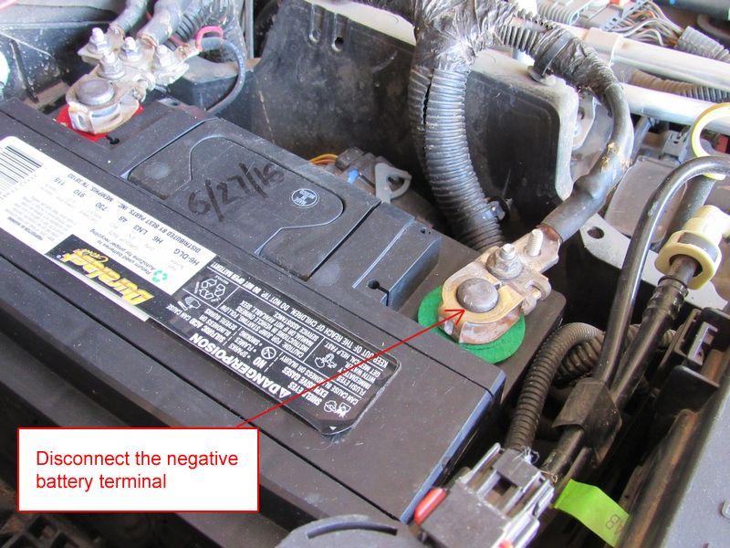 Jeep JK multi-function switch replacement | AZoffroading com