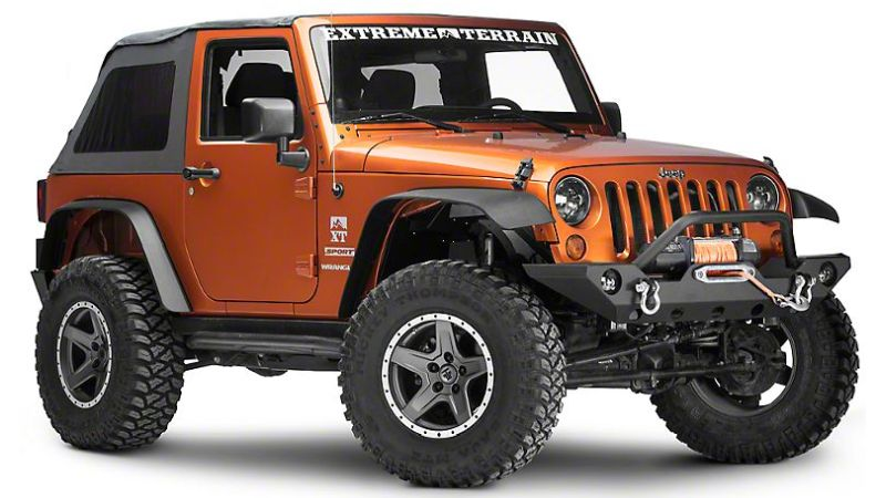 Types of Jeep Wrangler Tops & How to Care for Them