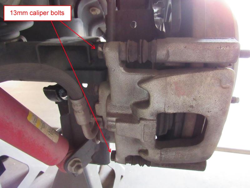 Jeep JK Big Rotor Kit by Teraflex