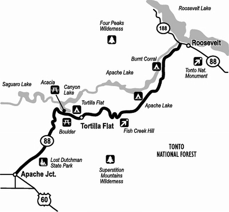 Apache Trail | AZoffroading.com on map of caves in oklahoma, lakes in arizona, street map apache junction arizona, map of the arizona trail, map of apache lake arizona, drive the apache trail arizona, lost dutchman mine map arizona, map of goldfield ghost town, map of roosevelt, cutthroat campground arizona, mt. baldy arizona, map of fort apache arizona, map of lakes off of i 70 in colorado, map of the apache, goldfield ghost town phoenix arizona, apache reservation arizona, map of arizona's highways only, cities in apache county arizona, ohv trails arizona, map of az,