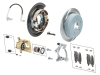 Jeep Wrangler Rear Brake Parts