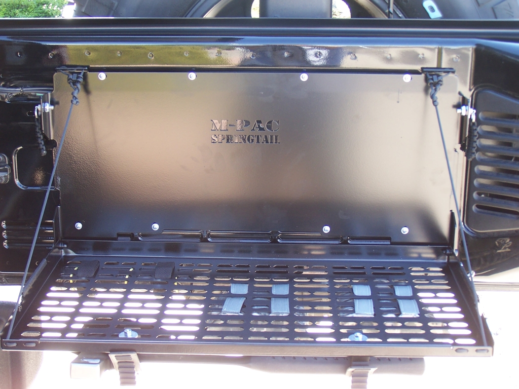 Toyota Of Ames >> Jeep JK tailgate panel & fold-down table | AZoffroading.com