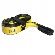 jeep recovery gear - tow strap