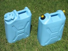 Water Storage Containers