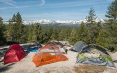 Choosing your backpacking tent