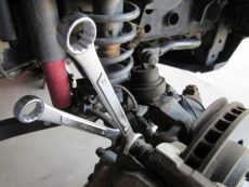 Jeep JK Steering and Suspension Torque Specs